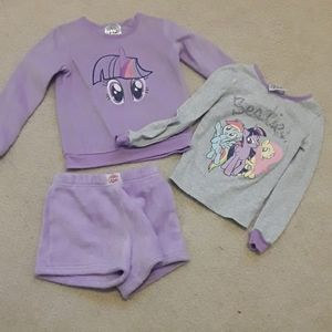 Girls Pajamans